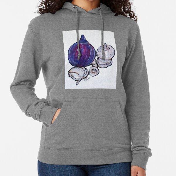 Onion And Garlic Lightweight Hoodie