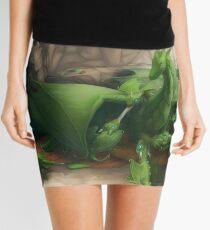 Preoccupied Progenitor Mini Skirt