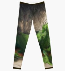 Preoccupied Progenitor Leggings