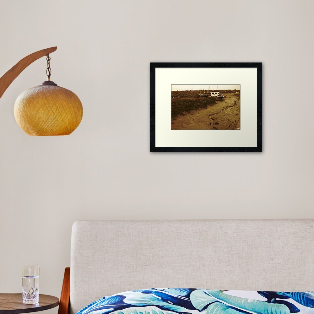 Woodrolfe Creek - Five Alive Framed Art Print