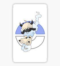 Buffair Sticker