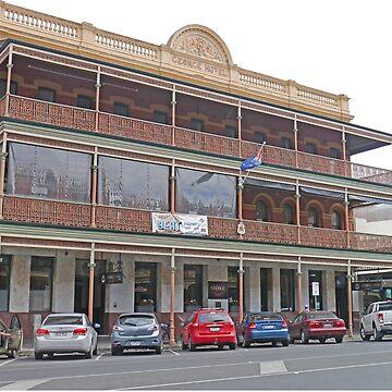 George Hotel, Ballarat by grmahyde