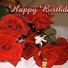 A Beautiful Birthday Greeting by Anya  Cristina