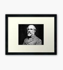 Robert E Lee  Framed Print