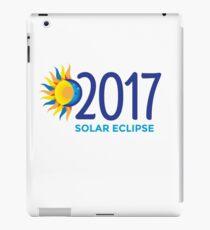 2017 Total Solar Eclipse Shirt, Etc iPad Case/Skin