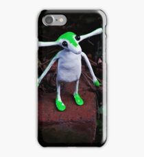 Grubb iPhone Case/Skin