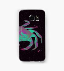 Starry Cancer Crab Samsung Galaxy Case/Skin