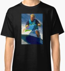 JD on a Jet Ski Classic T-Shirt