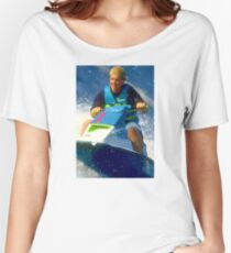 JD on a Jet Ski Women's Relaxed Fit T-Shirt