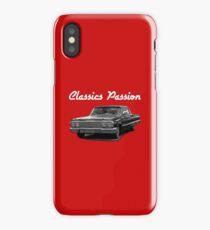 Classics Passion 004 Chevrolet Impala 1963 iPhone Case/Skin