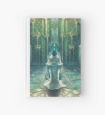 Elemental Temple - Water Hardcover Journal