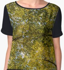 Spotted from Above Women's Chiffon Top