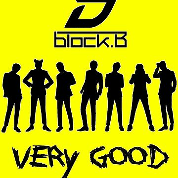 Block B - Very Good by kpop-consultant