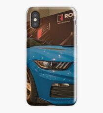 Roush Stang iPhone Case/Skin
