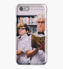 kian and jc project iPhone Case/Skin
