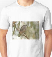 Shining Bronze Cuckoo  (512) T-Shirt