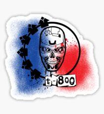 T-800 Sticker