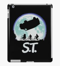ST Stranger Things iPad Case/Skin