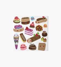 Sweet tooth Art Board