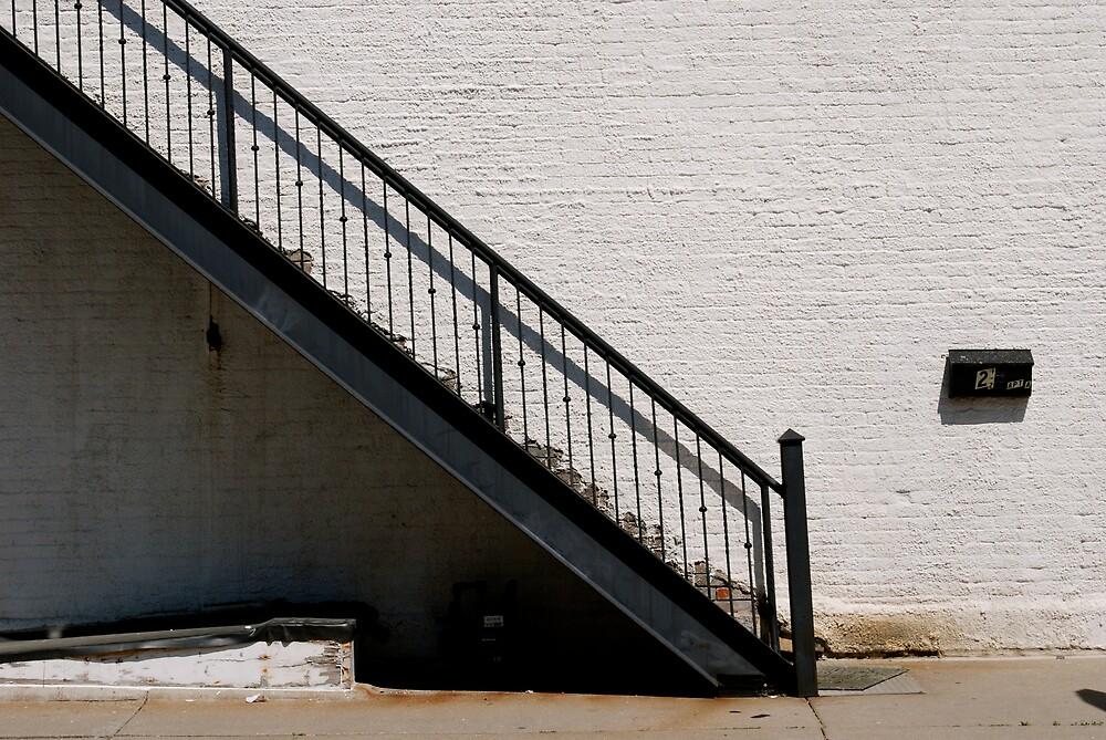 #2 Upstairs by Robert Baker