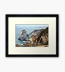 Portugal: Cabo da Roca Framed Print