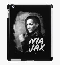nia the real diva iPad Case/Skin