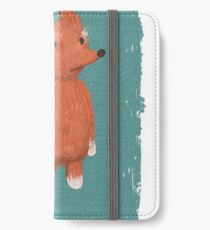 Little Fox iPhone Wallet