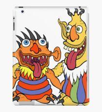Bert and Ernie Monsters iPad Case/Skin