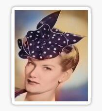 WW2 Beauty  Sticker