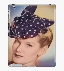 WW2 Beauty  iPad Case/Skin
