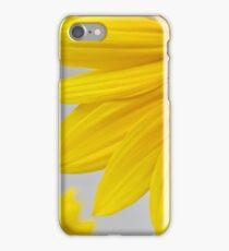 Yellow Sunflower iPhone Case/Skin