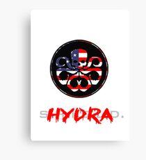 Hydra Takeover Canvas Print