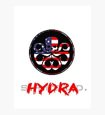 Hydra Takeover Photographic Print