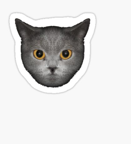 Le Chat Sticker