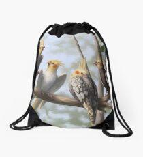 Cockatools Drawstring Bag