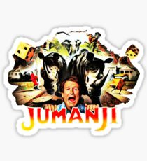 Jumanji Sticker