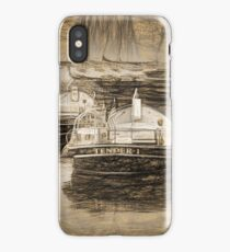 Chicago Police Boats iPhone Case