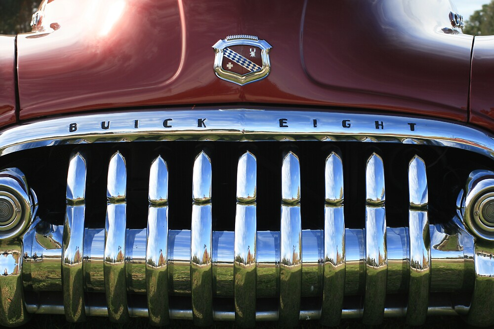Buick Eight by Leigh Penfold