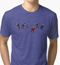 The Shooting Party Tri-blend T-Shirt