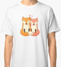 Foxes Love Classic T-Shirt