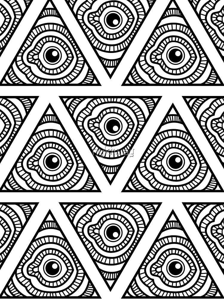 Eye of Providence by nykiway