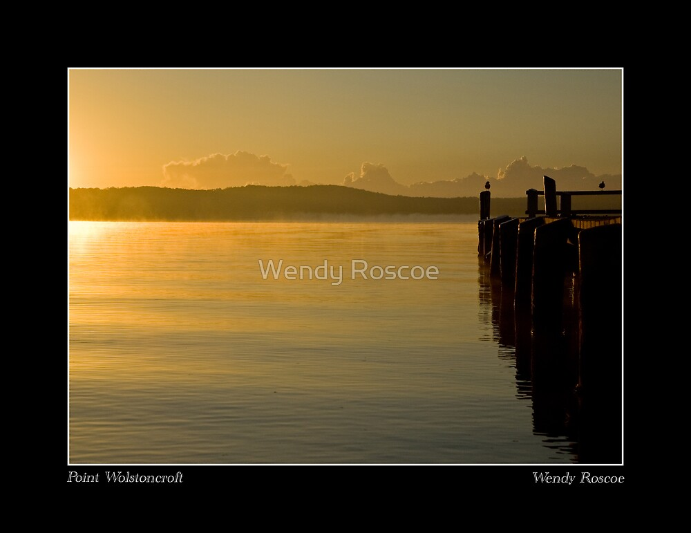 Point Wolstoncroft by Wendy Roscoe
