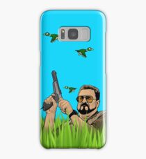 Duck hunting on Shabbos (Digital Duesday #1) Samsung Galaxy Case/Skin