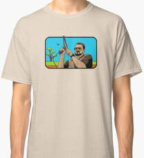 Duck hunting on Shabbos (Digital Duesday #1) Classic T-Shirt