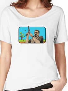 Duck hunting on Shabbos (Digital Duesday #1) Women's Relaxed Fit T-Shirt