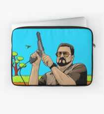 Duck hunting on Shabbos (Digital Duesday #1) Laptop Sleeve