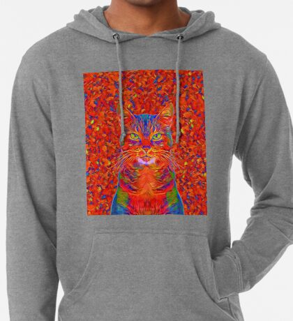Red Cat Lightweight Hoodie