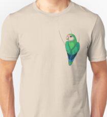 Dutch Blue Lovebird Unisex T-Shirt