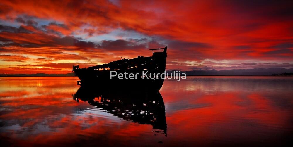 The Return of Helios by Peter Kurdulija