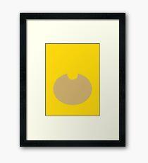 Homer Simpson Framed Print